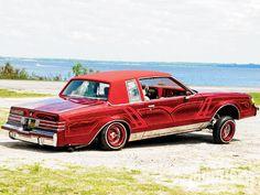 Lowrider Buick Regal