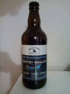 Whitby Whaler from the Whitby Brewery.