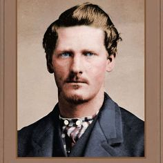 Young Wyatt Earp