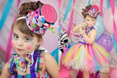 decoração primavera infantil - Pesquisa Google Halloween Clown, Halloween Games For Kids, Halloween Books, Christmas Costumes, Halloween Outfits, Carnival Themed Party, Circus Party, Party Themes, Circus Birthday