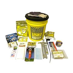 Mayday Emergency Survival 2 Person Deluxe Emergency Honey Bucket Kits * More info could be found at the image url.