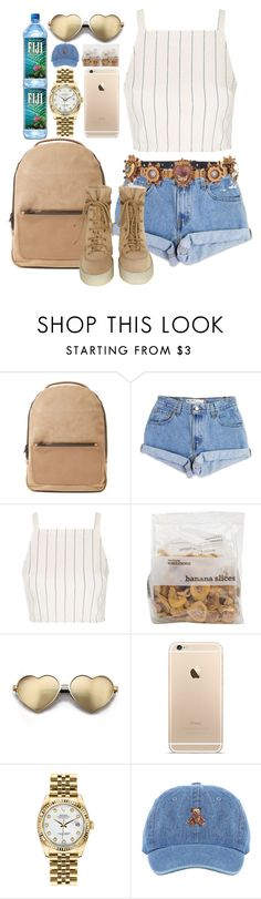 """""""*1314"""" by asoc10 ❤ liked on Polyvore featuring adidas Originals, Levi's, Topshop, Wildfox, Rolex, YEEZY Season 2, Dolce&Gabbana, 20, wednesday and timewithbrother"""