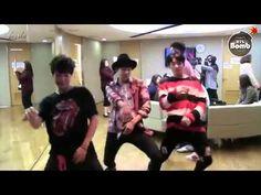 방탄소년단-방탄밤일부분중 - YouTube
