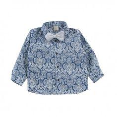 CEREMONY - Koszula chłopięca z długim rękawem
