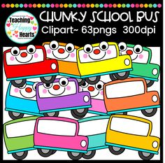 School Bus Clipart f