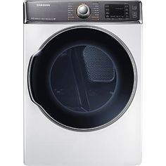 887d083e26b8 Samsung 9.5 cu. ft. Front-Load Electric Dryer - White Samsung 9