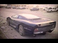Gleems Looks At The Abandoned Supercars Of Dubai