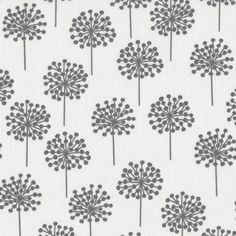 Pure Scandi – Dandelions - Grey