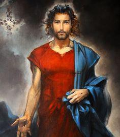 Jesus favorite images on pinterest jesus christ and for Christian heidemann