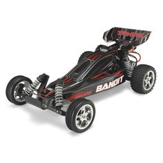 Traxxas Bandit Extreme Sports Buggy W/NiMh ID Battery and Fast Charger – Mikes RC Vehicles