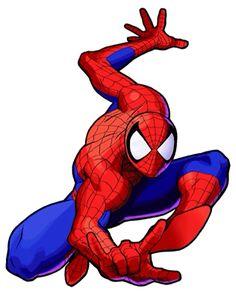 Marvel vs Street Fighter - Spider Man