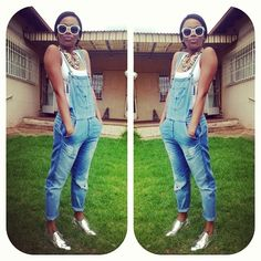 Bonang Matheba South African Fashion, Love Jeans, Queen B, Celebs, Celebrities, Role Models, Everyday Fashion, Style Icons, Clothes For Women