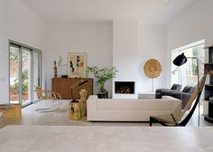 Armonía con una impecable mezcla de estilos - Deco & Living