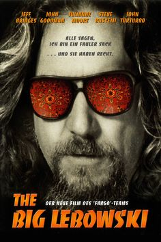 The Big Lebowski is a movie that many people love. I on the other hand just liked certain scenes and thought the movie was just ok. 3 of 5