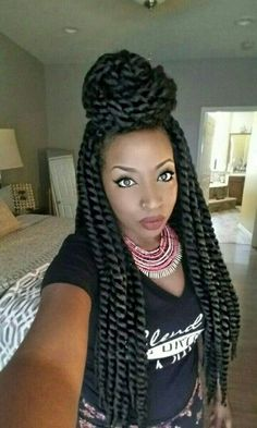 Crochet Braids Mambo Twist : ... Braids ETC... on Pinterest Crochet braids, Faux locs and Braid
