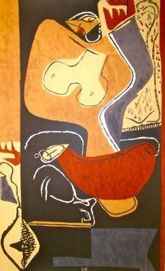 Le Corbusier ✏✏✏✏✏✏✏✏✏✏✏✏✏✏✏✏ IDEE CADEAU / CUTE GIFT IDEA ☞ http://gabyfeeriefr.tumblr.com/archive ✏✏✏✏✏✏✏✏✏✏✏✏✏✏✏✏