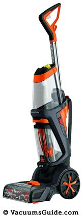 Bissell ProHeat 2X Revolution Pet 1548 - a new cleaner for old stains