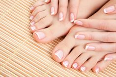 My favorite, almost always chips in the manicure but as a pedicure done professionally - it can last half the summer