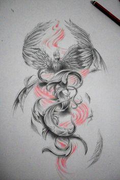 Tattoo Finka Phoenix