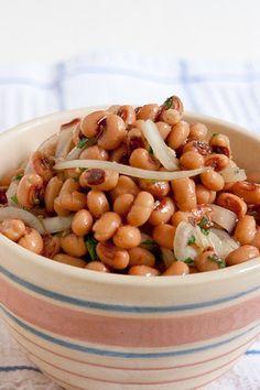 Black-Eyed Pea Salad : Never Enough Thyme
