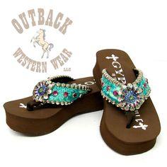 cd71bea23b1ce8 Gypsy Soule Womens Jasmin Embellished Flip Flops Womens Flip Flops