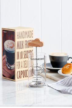 Cookut Clouduccino Milk Frother Online | Shop EziBuy Home