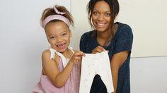 VIDEO-DIY: Leggings selber nähen - Baby + Kind bei DaWanda