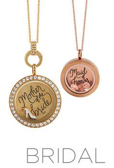 Mother of the Bride - Maid of Honour  Beautiful Mother of the Bride or Maid of Honor gifts from Origami Owl! Karen Fortier, Origami Owl Independent Designer #200147868 #charmedlife, #O2Love, #OrigamiOwl, #OrigamiWedding, #O2Bride, #OrigamiBride, #OrigamiBridalCollection