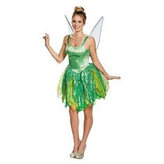 2c6acb5b5edf Fairies Tinker Bell Prestige Plus Size Costume - 1X  Fairies