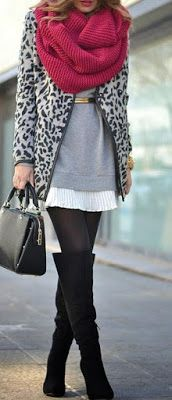57+ Fall and Winter Outfit Ideas to Try - Style Spacez
