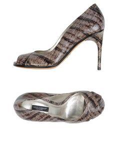 DOLCE & GABBANA Court. #dolcegabbana #shoes #court