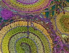 spiral crochet - Buscar con Google