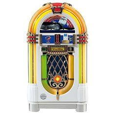 Nothing quite sums up the 50s quite like iconic Wurlitzer.
