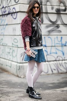 Pin for Later: Over 100 of Milan's Chicest Street Style Outfits Milan Fashion Week Street Style