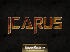 GraphicRiders | Sci-fi style – Icarus (free photoshop style)