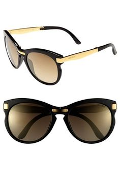 Jimmy+Choo+'Lanas'+55mm+Sunglasses+available+at+#Nordstrom