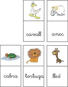 Un blog dirigido a compartir materiales con todos aquellos a los que disfrutan trabajando con niños. Catalan Language, Valencia, Vocabulary, Homeschool, Lettering, Education, Blog, Diy, Preschool