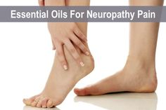 Essential Oils For Neuropathy Pain...http://improvedaging.com/essential-oils-for-neuropathy-pain/