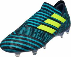Buy the Ocean Storm pack adidas Nemeziz 17+ 360agility shoes from SoccerPro
