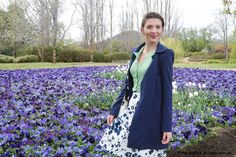Wearing all Review for a lovely day at the Canberra Floriade flower festival. More photos on my blog :)