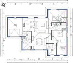 R sultats google recherche d 39 images correspondant http for Plan de maison en l