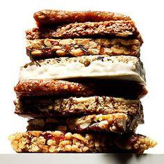 Healthy Homemade Breakfast Bar Recipes | Homemade Recipes http://homemaderecipes.com/healthy/22-homemade-breakfast-bar-recipes