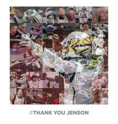 Thank you Jenson Button