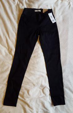 "Pantalon slim ""Jegging"" noir Cache Cache T.34 neuf"