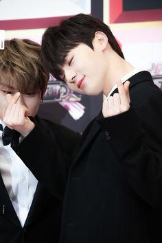 171229 Wanna One at KBS Gayo Daechukje Red Carpet #Minhyun