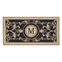 Augustina Monogram Mat
