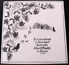 Card-io Majestix Cards For TV Show September 2016 Stamped Christmas Cards, Christmas Cards To Make, Xmas Cards, Christmas Themes, Handmade Christmas, Christmas Stuff, Cardio Cards, Card Io, Create And Craft
