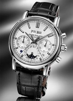 The Watch Quote: The Patek Philippe ref. 5204 Split-seconds chronograph with perpetual calendar watch - The circle of classic Patek Philippe chronographs closes