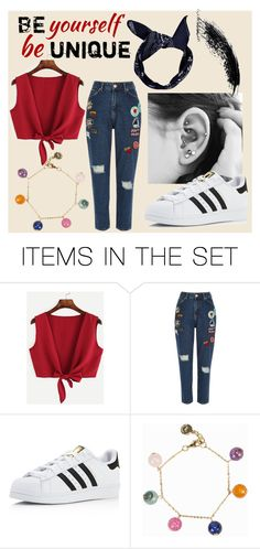 """""""Unique"""" by katrine-bulow ❤ liked on Polyvore featuring art"""