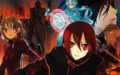 Download wallpapers Bara no Maria, Azian, Maria Rose, Japanese manga, 4k, anime characters